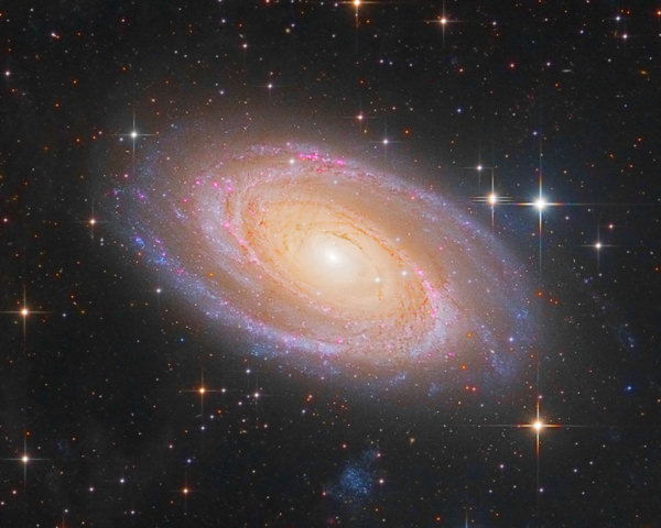 M81-M82 in Ursa Major