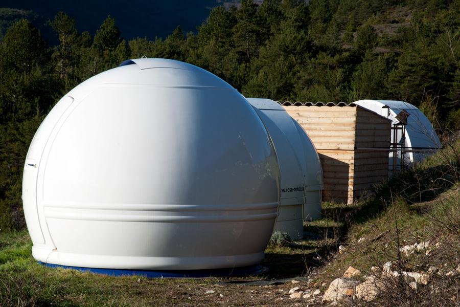 Rosa Observatories Propus Castor Pollux