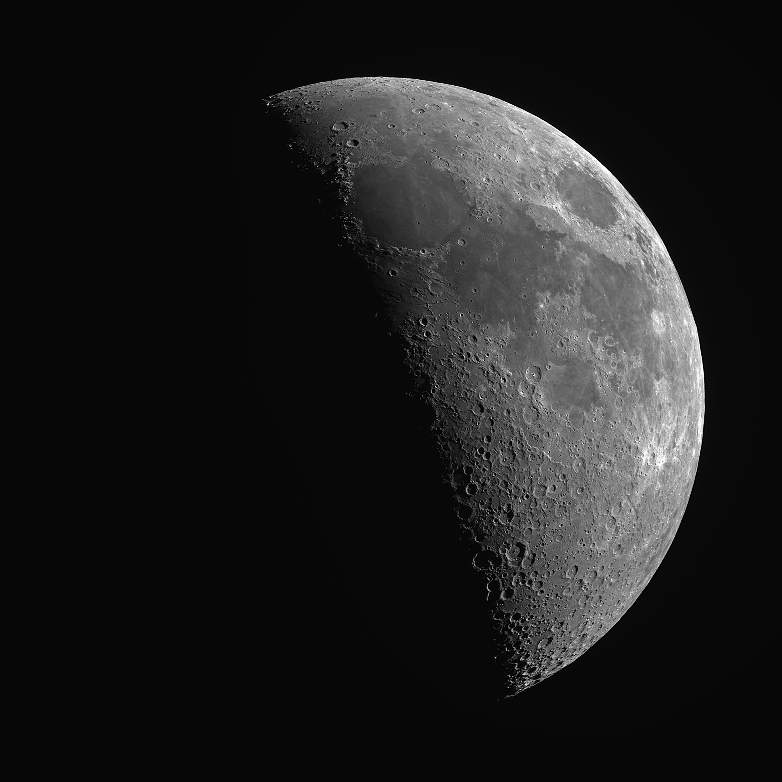 Moon Astrophotography Bram Goossens