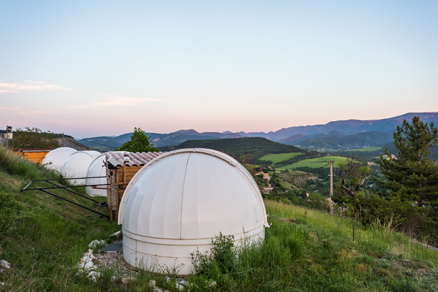 ROSA Remote Observatories